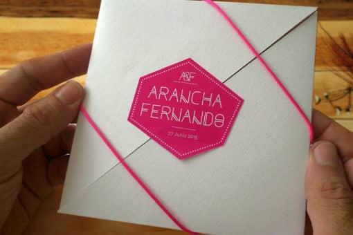 Papelería Arancha y Fernando
