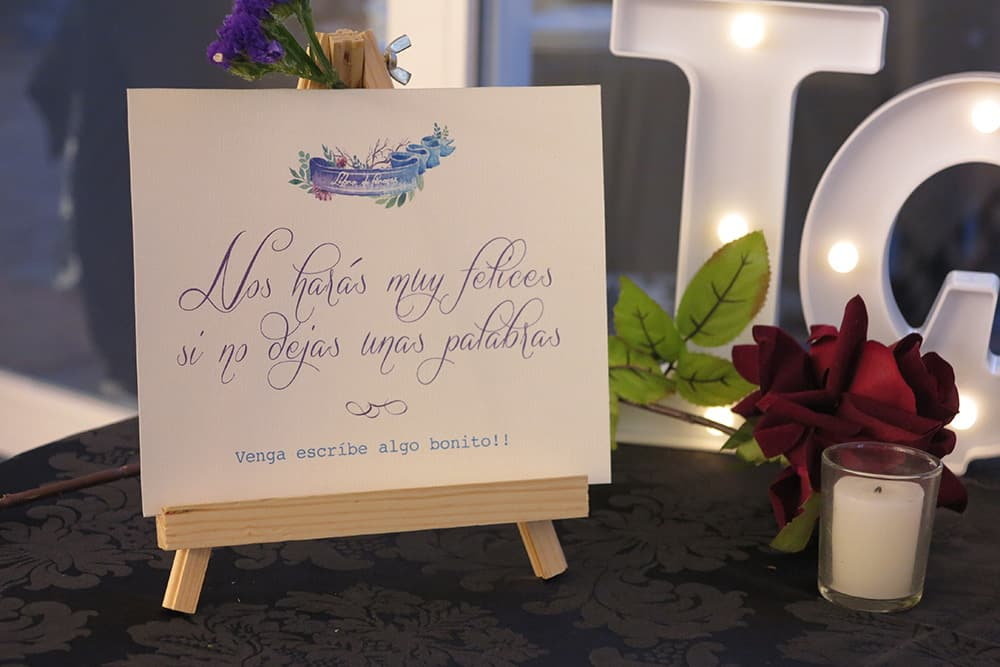 cartel invitación boda Disney ZAZU
