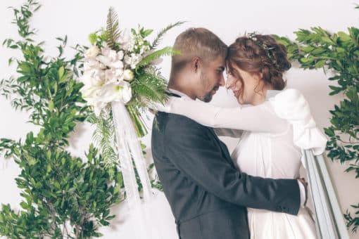 Editorial Natural Green, una boda verde