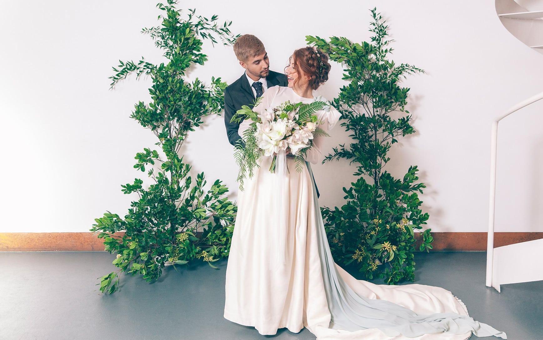 boda verde