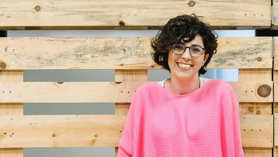 Feliz Arancha, directora creativa de Eventos ZAZU