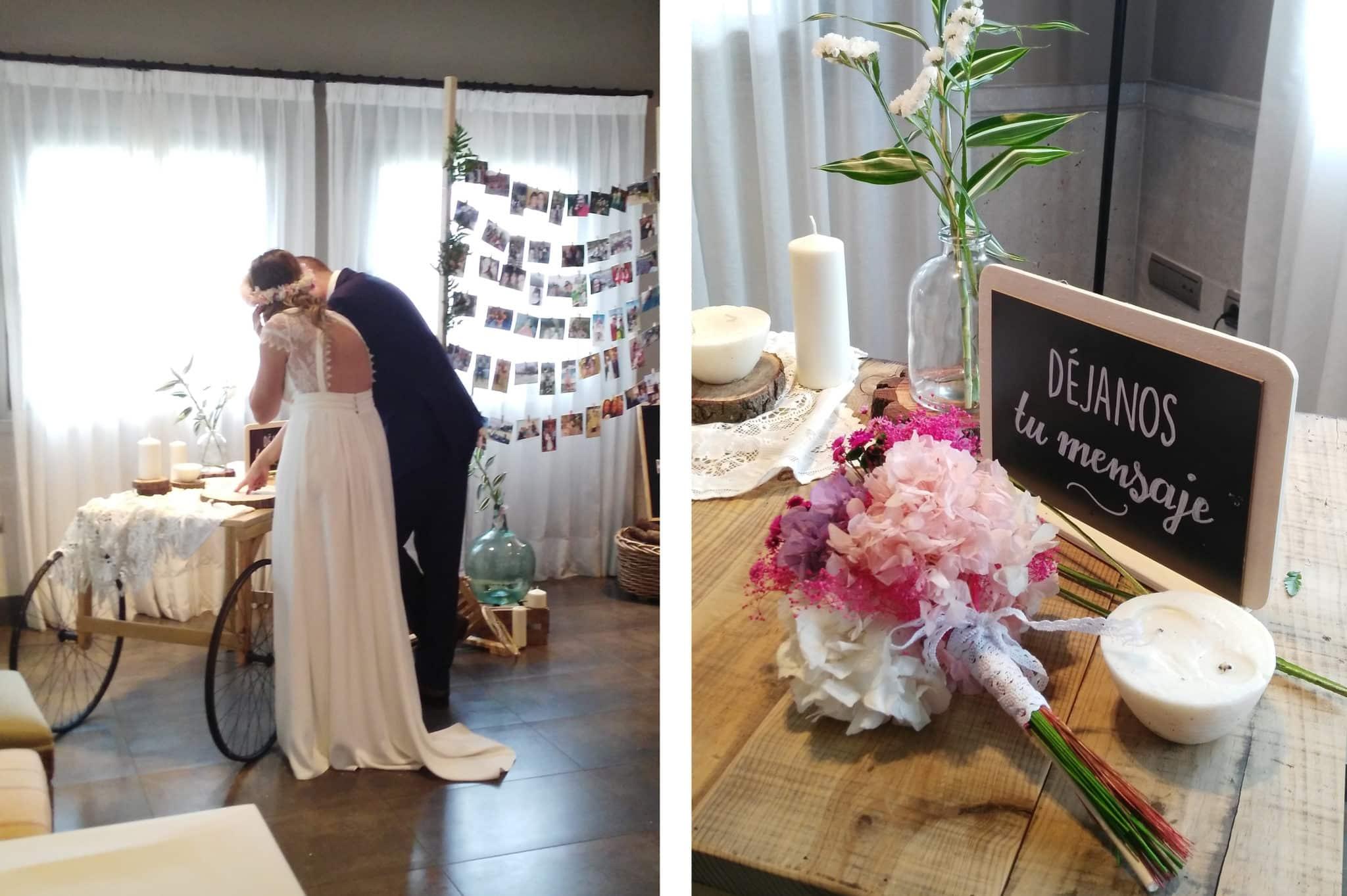rincon boda rustica