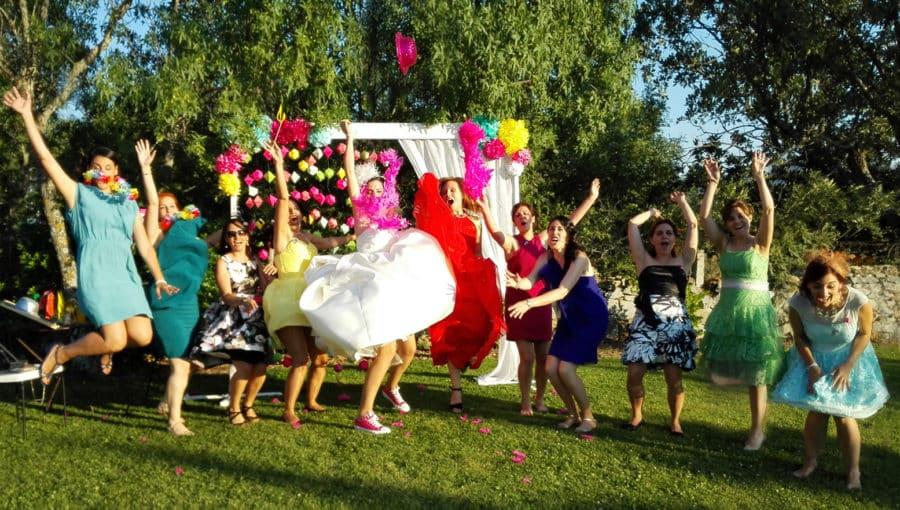 boda no convencional