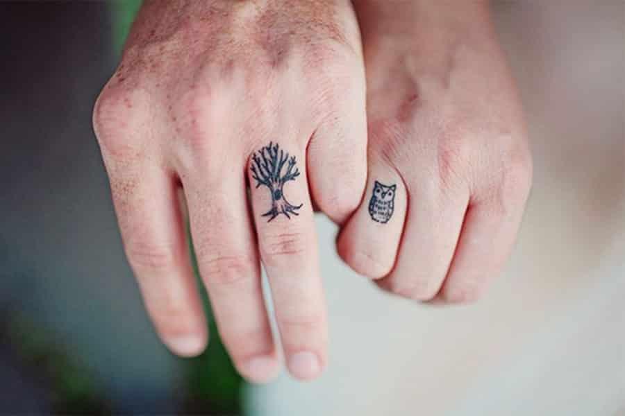tatuajes de compromiso bodas