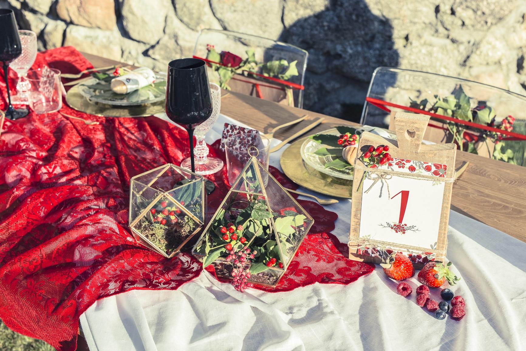 mesa shoting Red-Riding-Bride-ZAZU boda caperucita