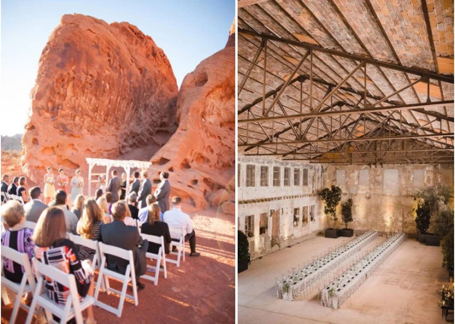 elegir espacio para tu boda