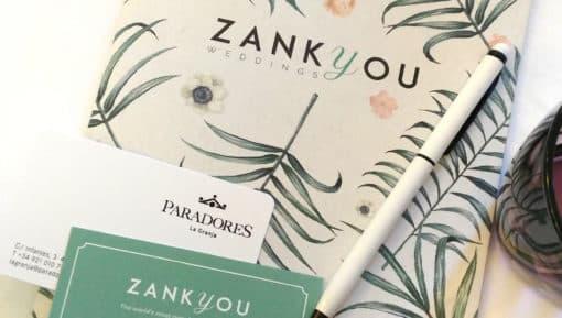 Wedding Club Zankyou: la magia de las bodas de invierno