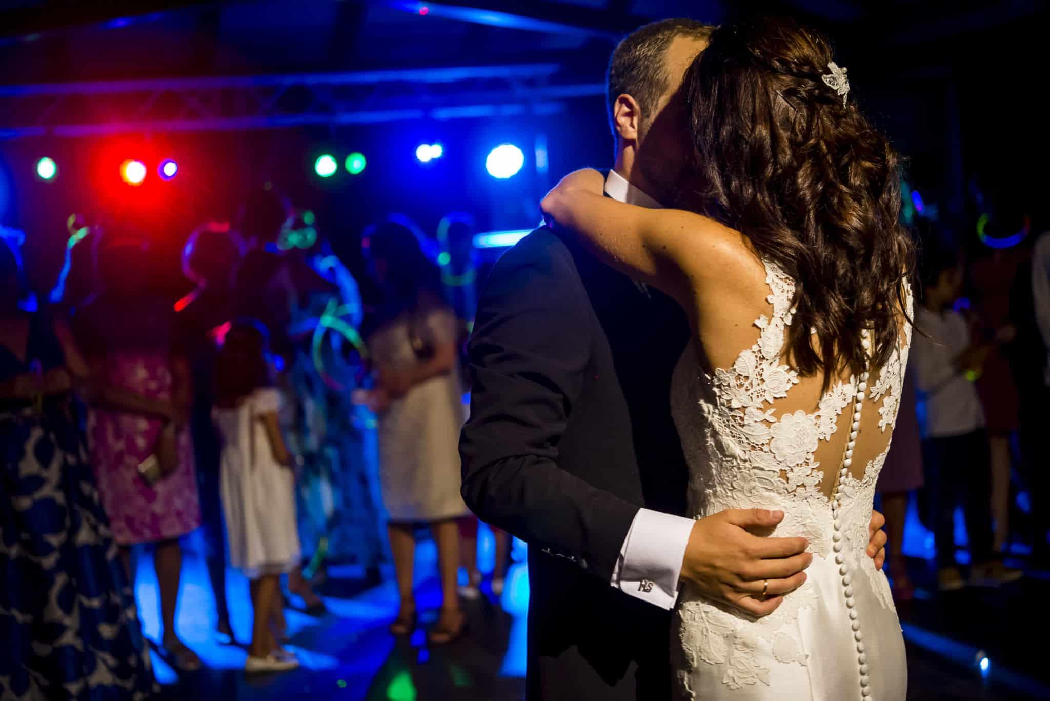 novios boda finca del duque segovia
