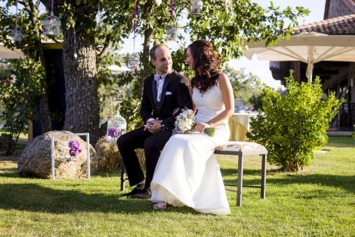 H y M: boda bajo un árbol en la Finca de Duque (I)