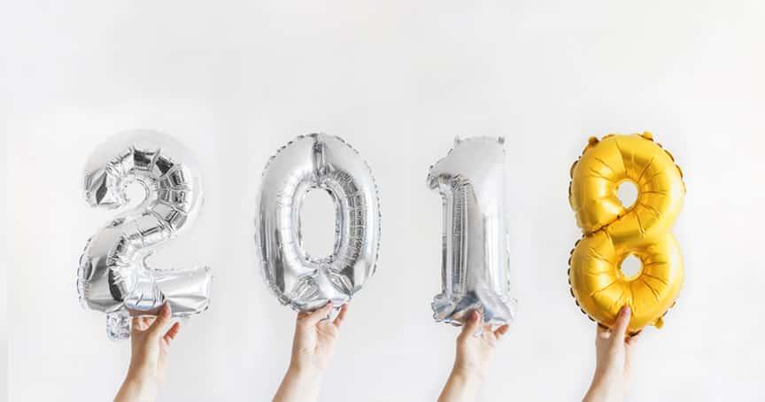 nuevo año globos weddingZAZU2018 Propósitos ZAZU