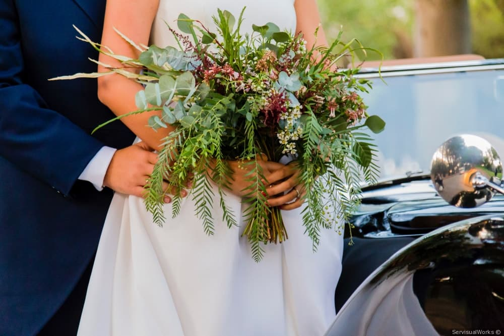 boda rustica en madrid