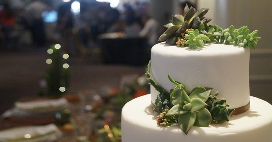 decorar boda con cactus