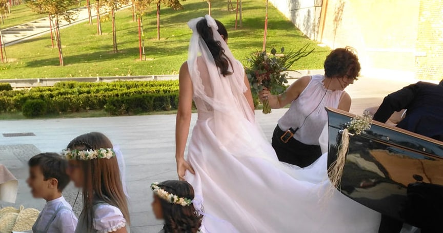 empezar a organizar una boda