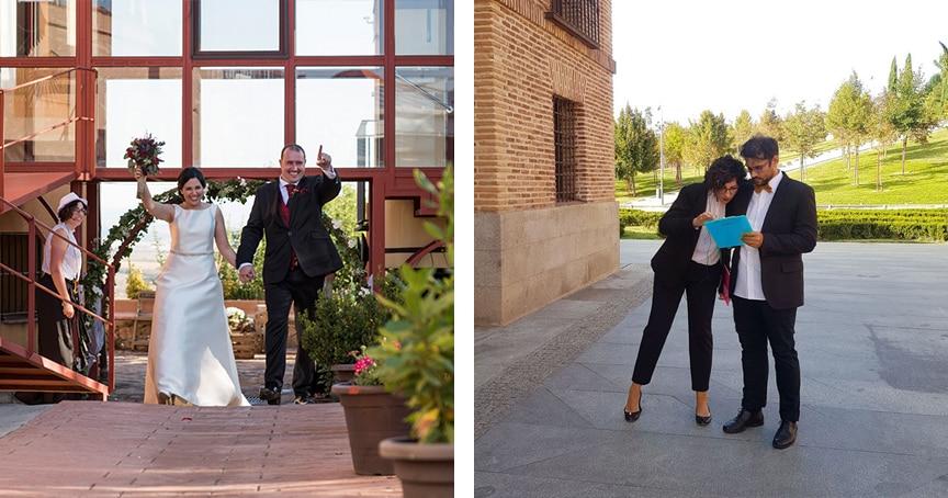 Wedding Planner, Wedding Designer y Wedding Coordinator