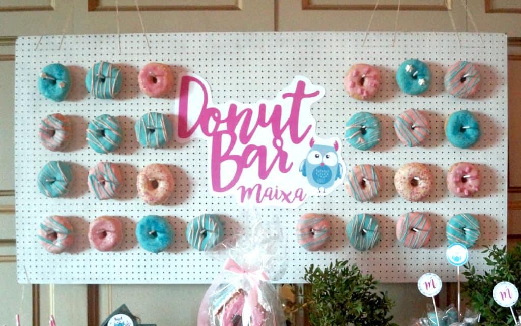 donuts fiesta comunion