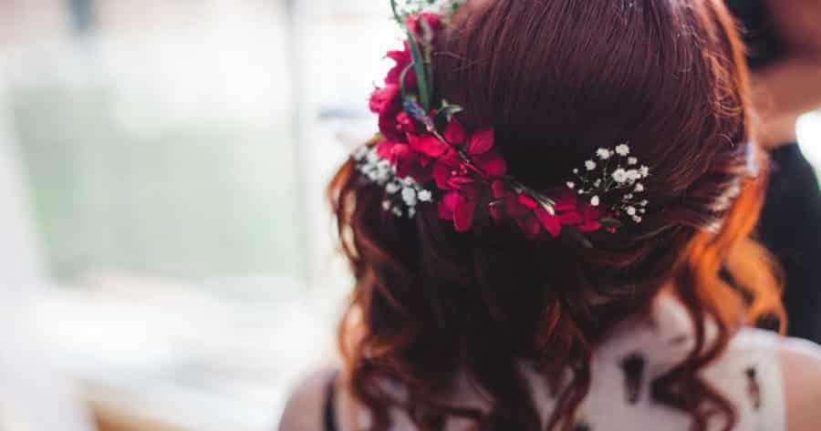 tocados para novia