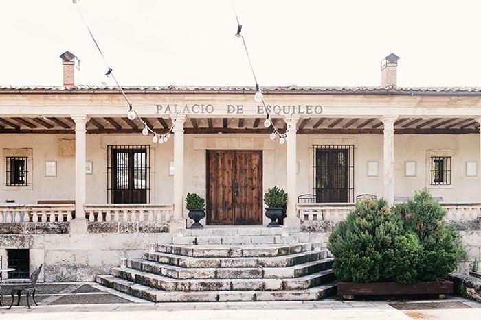 Momentabodas - Nuria _ David - boda rústica en el Palacio de Esquileo Segovia