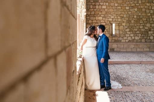 Una boda rústica en el Palacio de Esquileo (I)