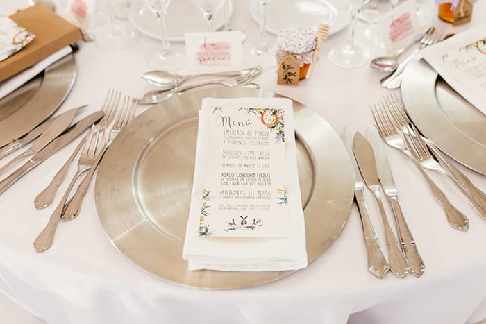 mesa boda rustica segovia