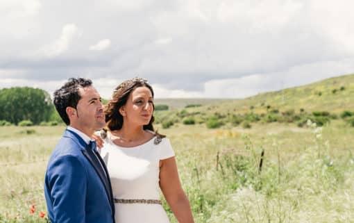Una boda rústica en el Palacio de Esquileo (II)