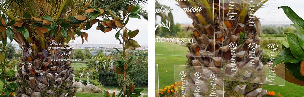seating plan metacrilato boda-elegante-y-moderna-en-dorado01 cartel de metácrilato