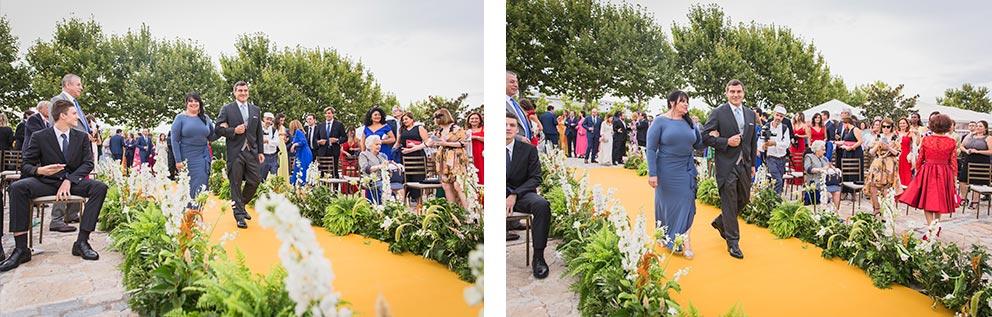 llegada novio a ceremonia boda-elegante-y-moderna-en-dorado010