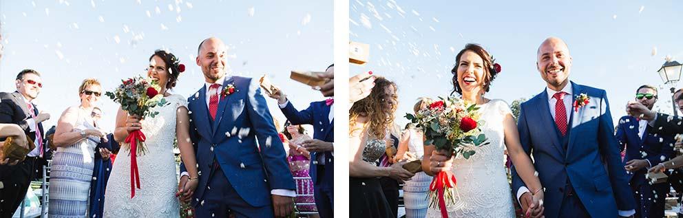 salida novios lluvia de palomitas decoración2-boda-tematica-cine
