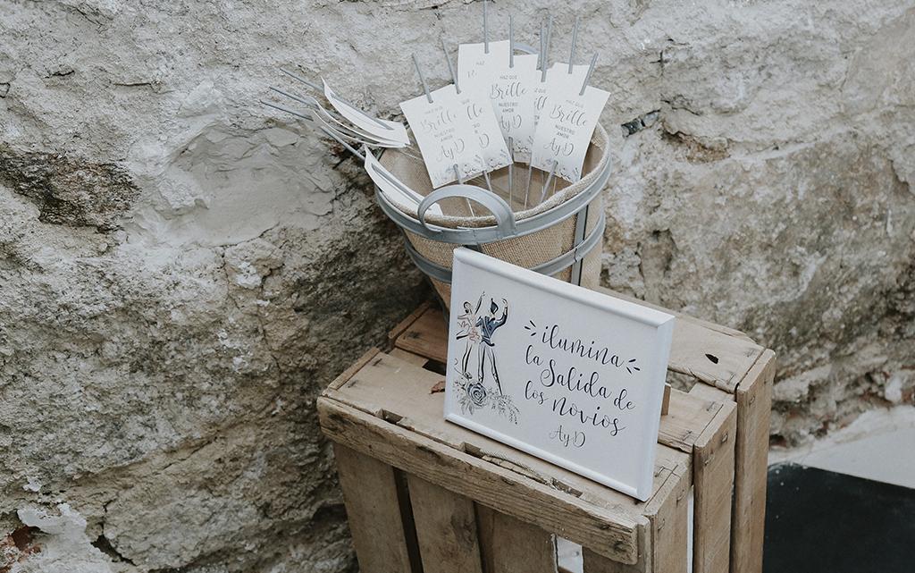 Cartel vengalas Diseño Invitación romántica boda el cascanueces